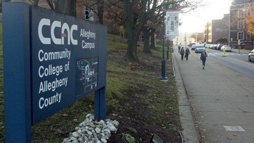 CCAC president Alex Johnson announced plans last week to reduce the maximum hours of adjunct professors, who make up 55 percent of its teaching workforce.